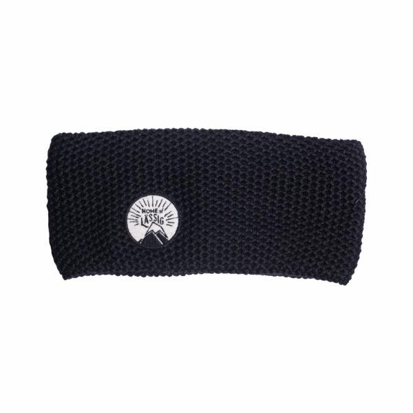 Haekel-Stirnband by MALOJA - black