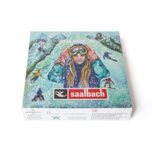 Brettspiel One Day in Saalbach