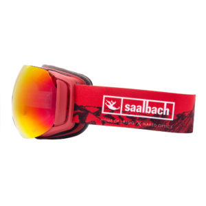 Skibrille naked optics FOCE EVO Saalbach Edition